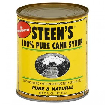 Steens Pure Cane Syrup 25 oz