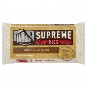 Supreme Long Grain White Rice 1 lb