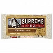 Supreme Long Grain White Rice 1 lb