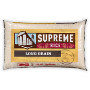 Supreme Rice Long Grain 20lb