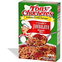 TONY CHACHERE'S Jambalaya Mix