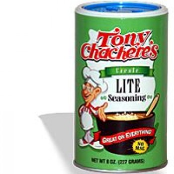 TONY CHACHERES Lite Creole Seasoning