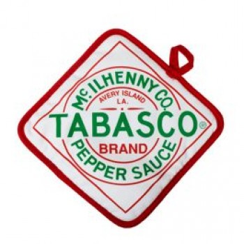 Tabasco Pot Holder