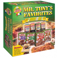 The Original Mr. Tony's Favorites Gift Box