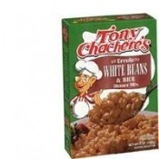Tony Chachere's White Beans & Rice