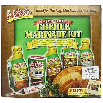 Tony Chachere Marinade Gift Set