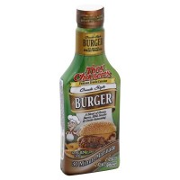 Tony Chachere's Burger Marinade 12 oz