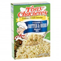 Tony Chachere's Butter & Herb Rice Mix 7 oz