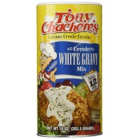 Tony Chachere's Creole White Gravy Mix 10 oz