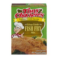 Tony Chachere's Crispy Creole Fish Fry 10 oz