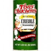 Tony Chachere's Famous Creole Seasoning 3.25 oz
