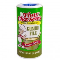 Tony Chachere's Gumbo File 1.25 oz