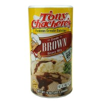 Tony Chachere's Instant Brown Gravy Mix 10 oz