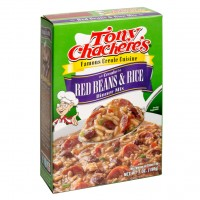 Tony Chachere's Red Beans & Rice 7 oz