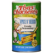 Tony Chachere's Spice and Herb Blend 5 oz
