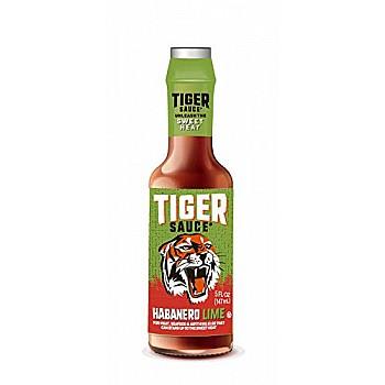 TryMe - Tiger Sauce Habanero Lime 5 oz