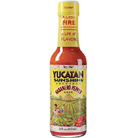 TryMe Yucatan Sunshine Habanero Sauce 5 oz