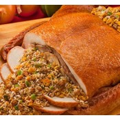 Turducken with Cornbread Stuffing 14 lbs