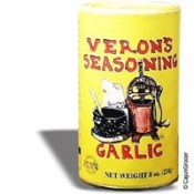 Veron's Seasoning - GARLIC