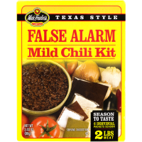 Wick Fowler's False Alarm Chili Kit