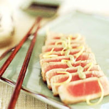 Yellow Fin Tuna - (Sashimi Grade)