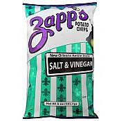 Zapp's Potato Chips Salt & Vinegar 5 Oz