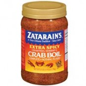Zatarain's Crab & Shrimp Boil - Extra Spicy 63 oz