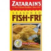 Zatarain's Seasoned Fish-Fri with Lemon Box