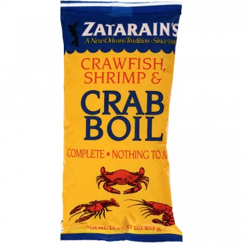 Zatarains Crab & Shrimp Boil Pre-Seasoned