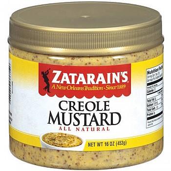 Zatarains Creole Mustard