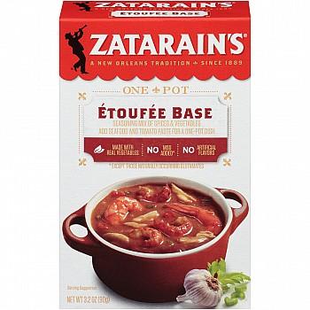 Zatarain's Etouffee Base Mix 3.2 oz