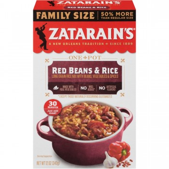 Zatarains Red Beans & Rice 12 oz