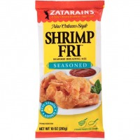 Zatarain's Shrimp Fri Seafood Breading Mix Seasoned 10 Oz