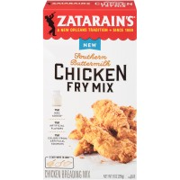 Zatarain's Southern Buttermilk Chicken Fry Mix 9 oz