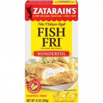 Zatarains Wonderful Fish-Fri