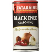 Zatarain's Blackened Fish Seasoning Shaker 3 oz