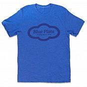 Blue Plate Unisex Tee