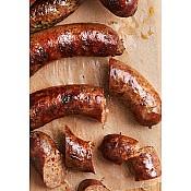 Poche's Bridge Hot Sausage 1 lb