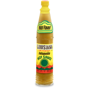 Louisiana Jalapeno Hot Sauce