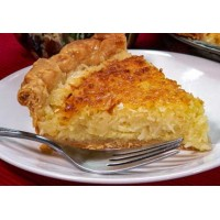 Poche's Sweet Dough Coconut Pie