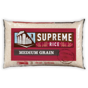 Supreme Rice Medium Grain 20lb